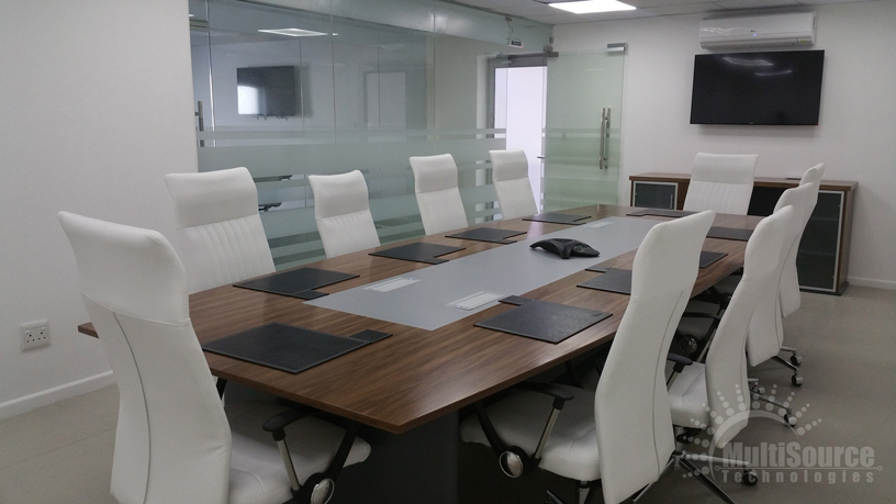 multisource boardroom